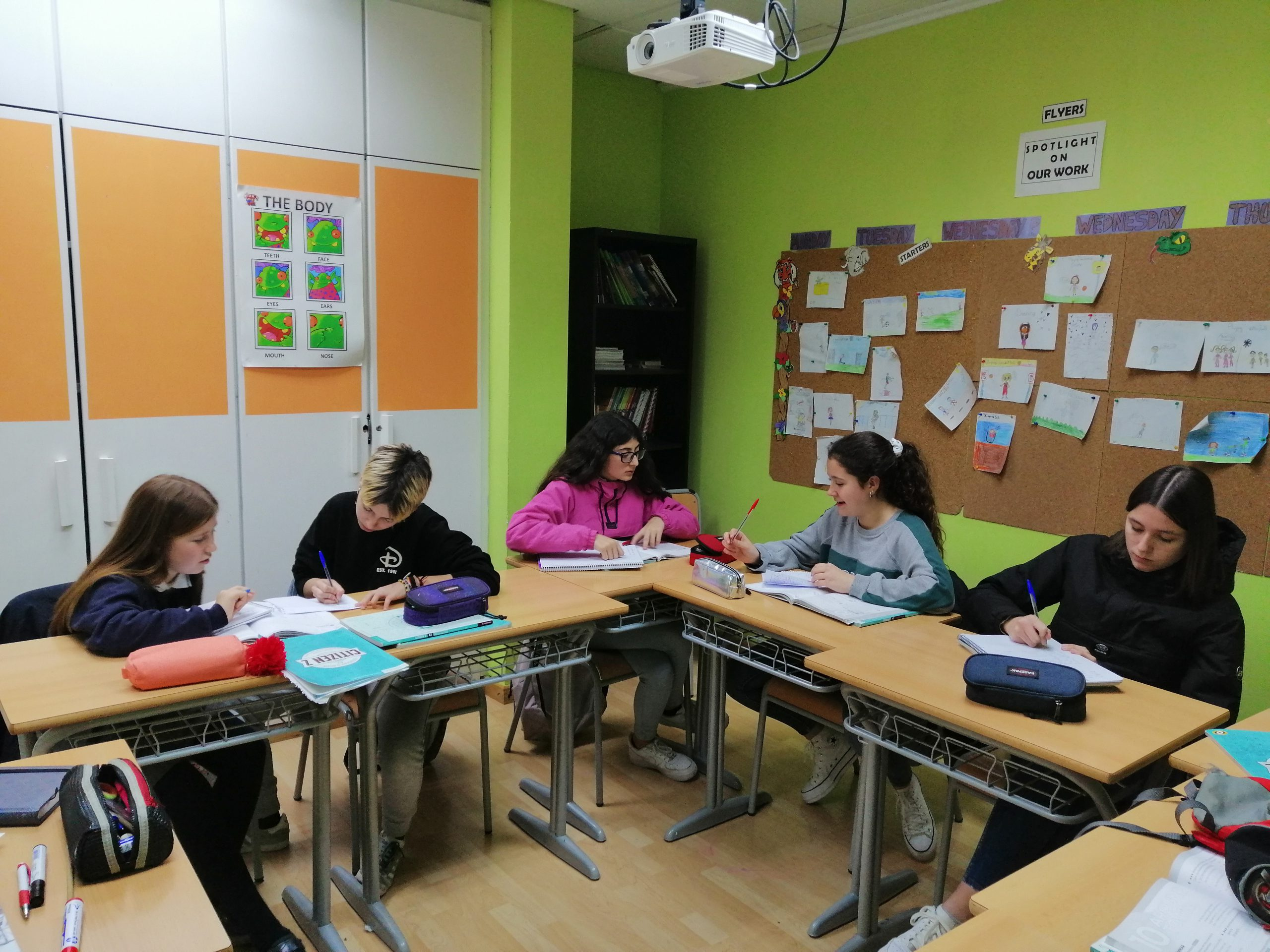Resumen KET 2 mes de Febrero 2020 – Centro Baleares