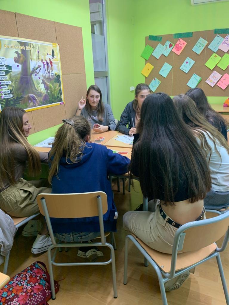 Resumen FCE SPEAKING mes de Marzo 2020 – Centro Baleares