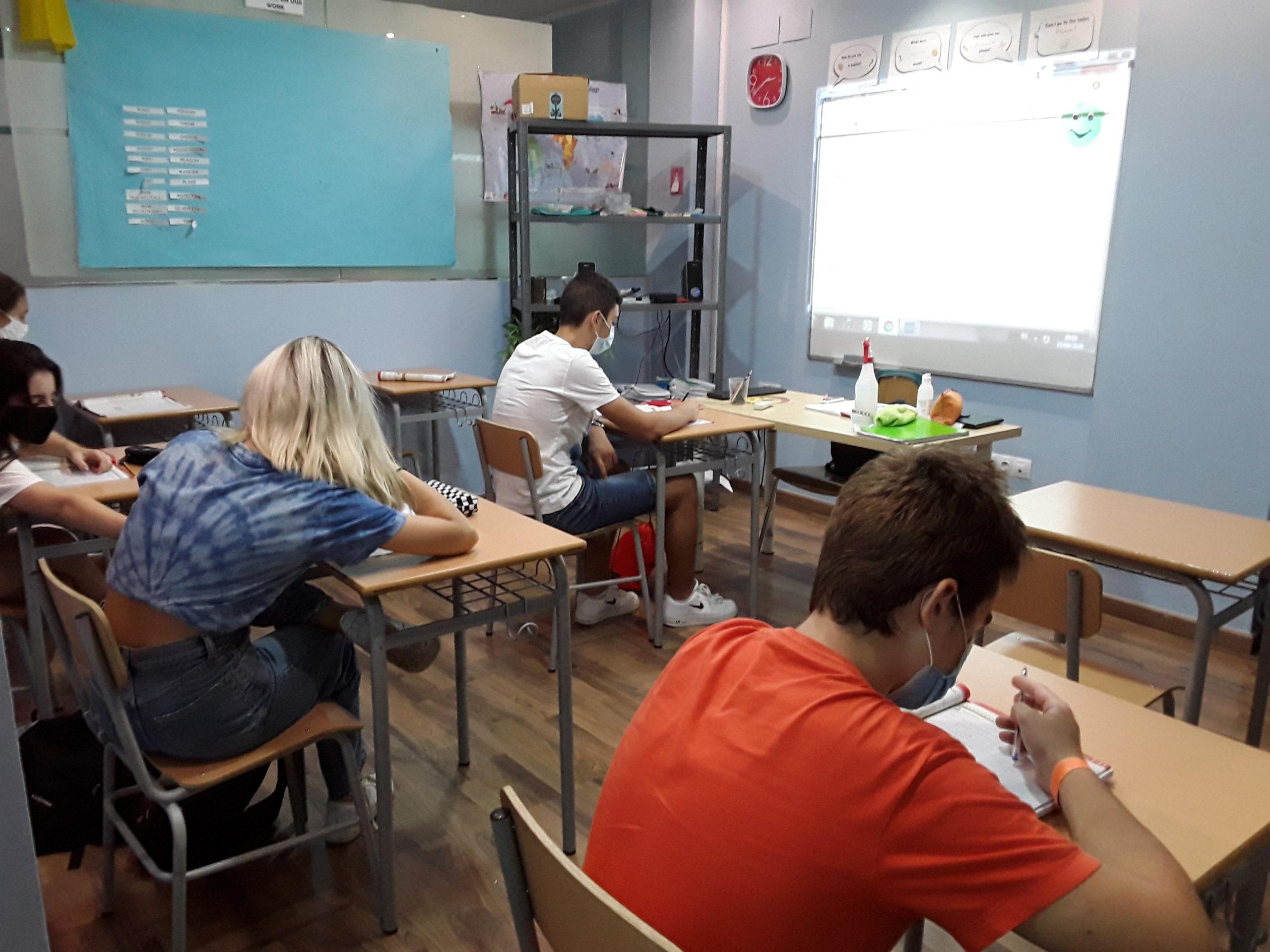 Resumen FCE 2 – Mes de Septiembre 2020 – Centro Ayora