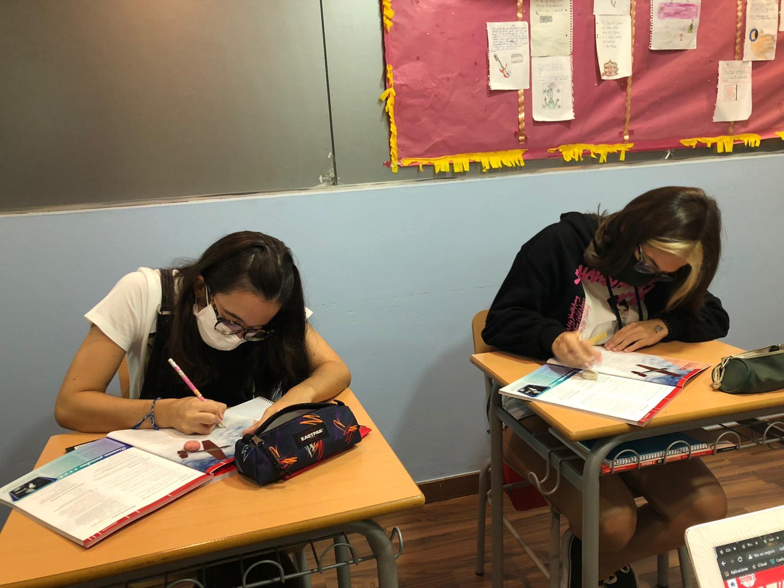 Resumen FCE 1 – Mes de Septiembre 2020 – Centro Ayora