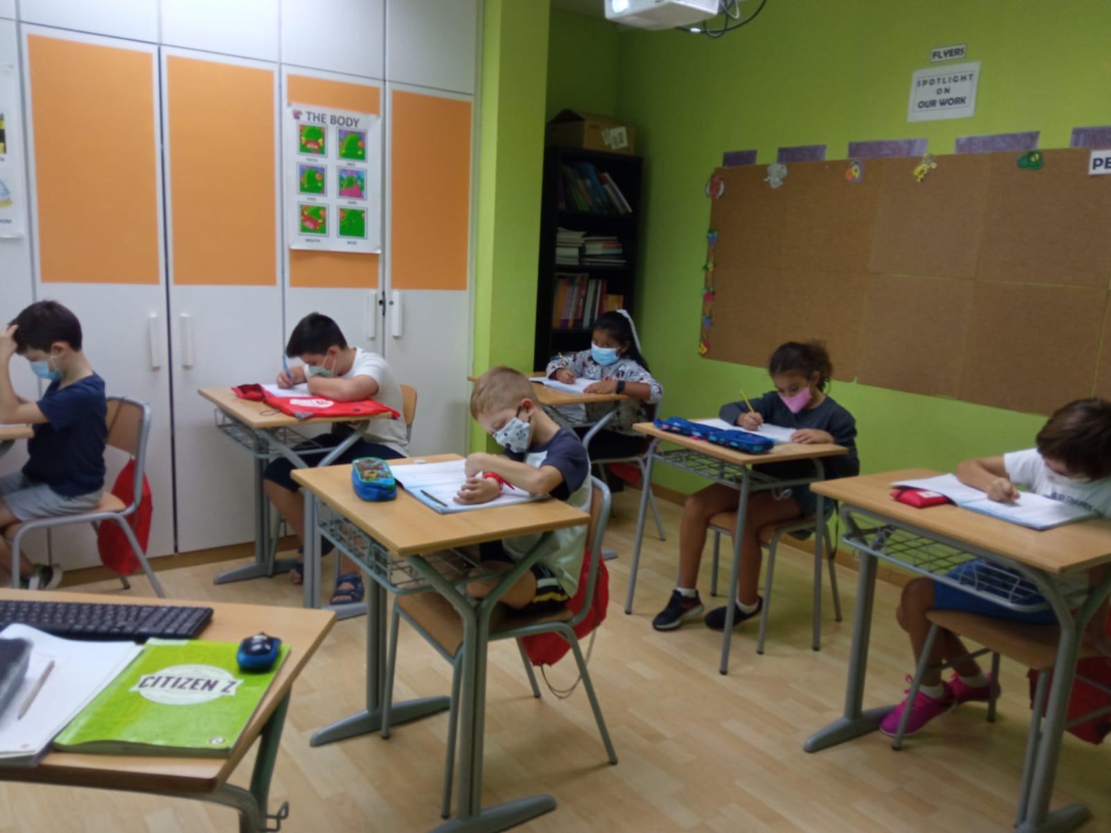 Resumen MOVERS 2 – Septiembre 2020 – Centro Baleares