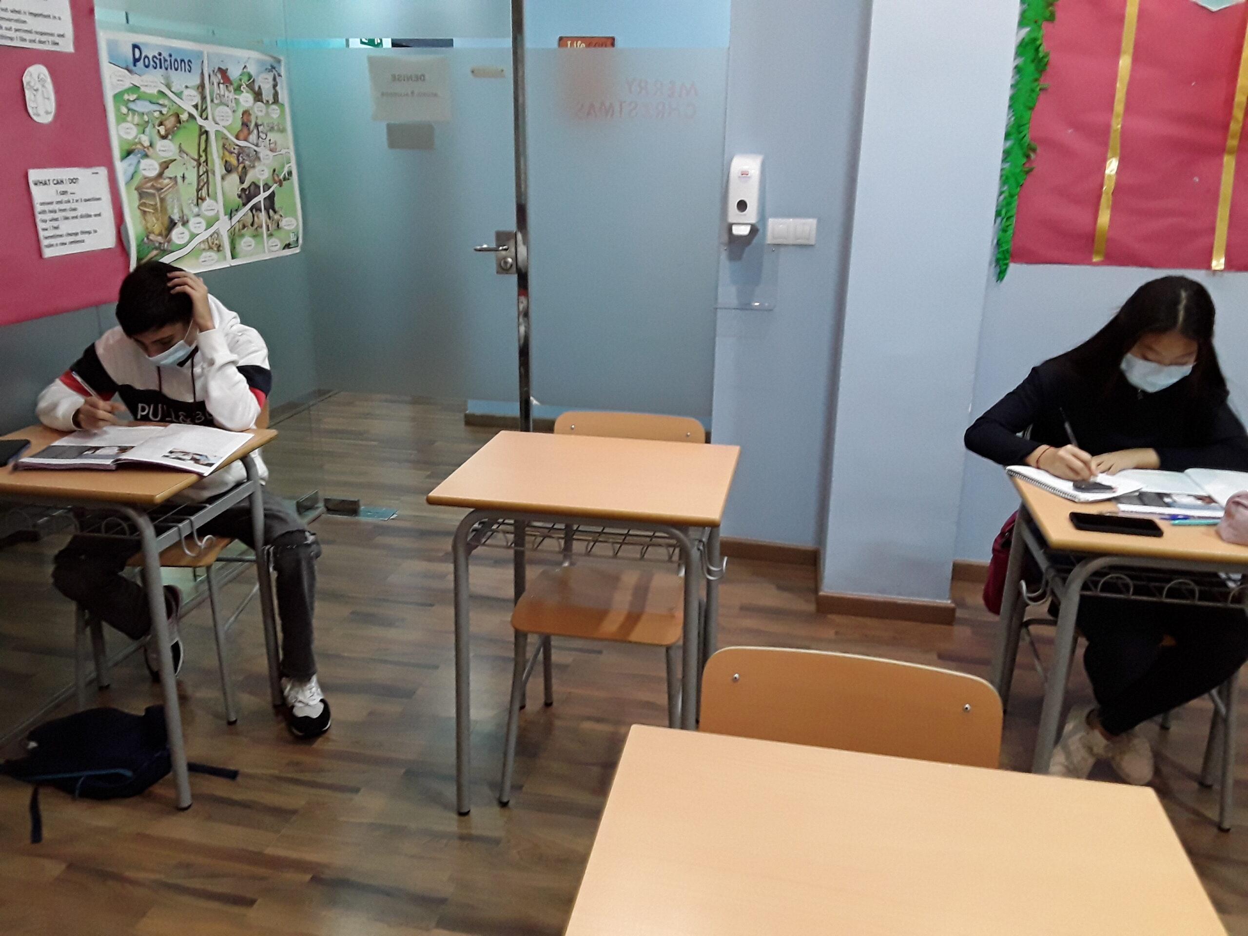 Resumen CAE 1 – Mes de Octubre 2020 – Centro Ayora