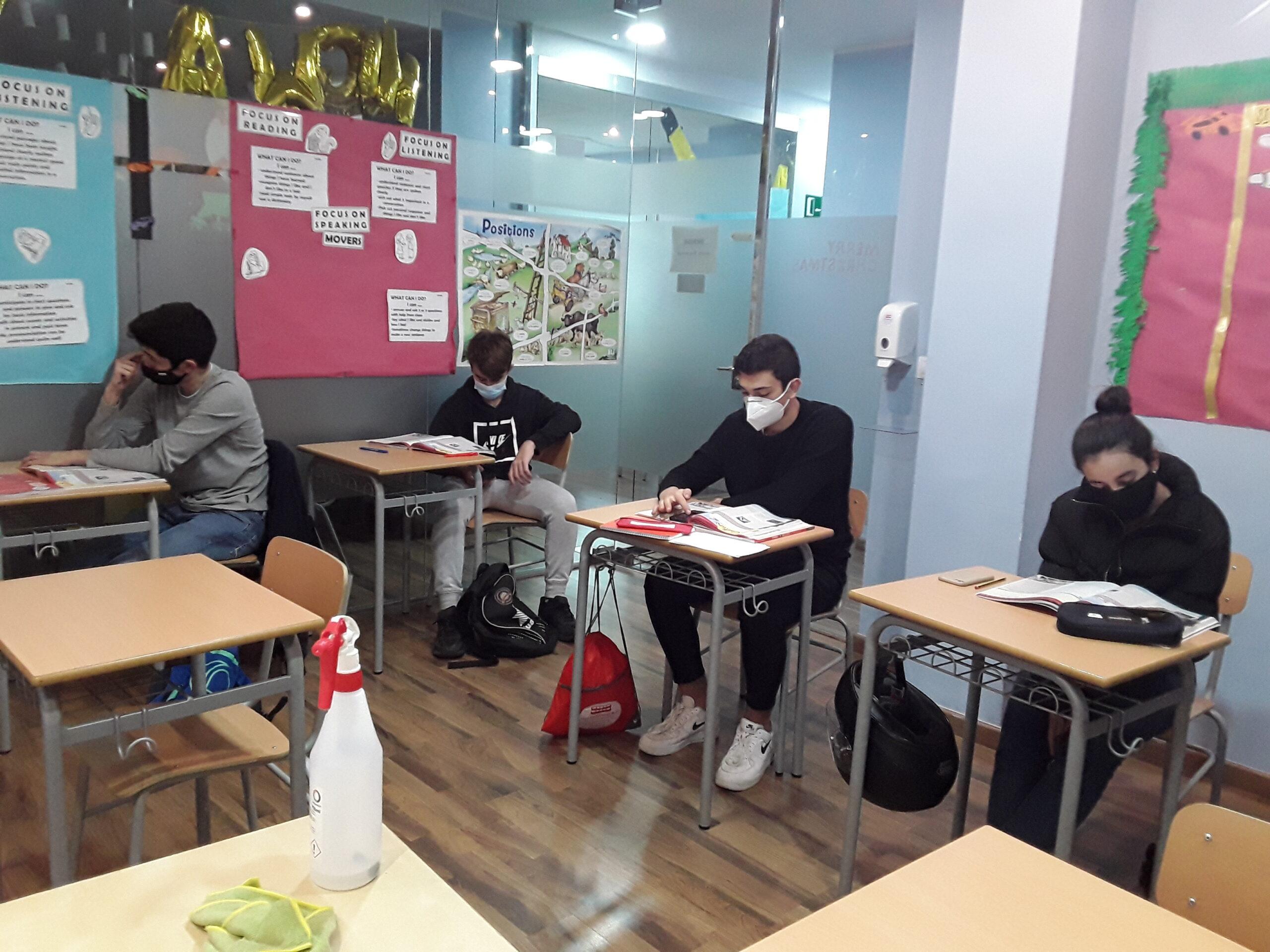 Resumen FCE 2 – Mes de Noviembre 2020 – Centro Ayora