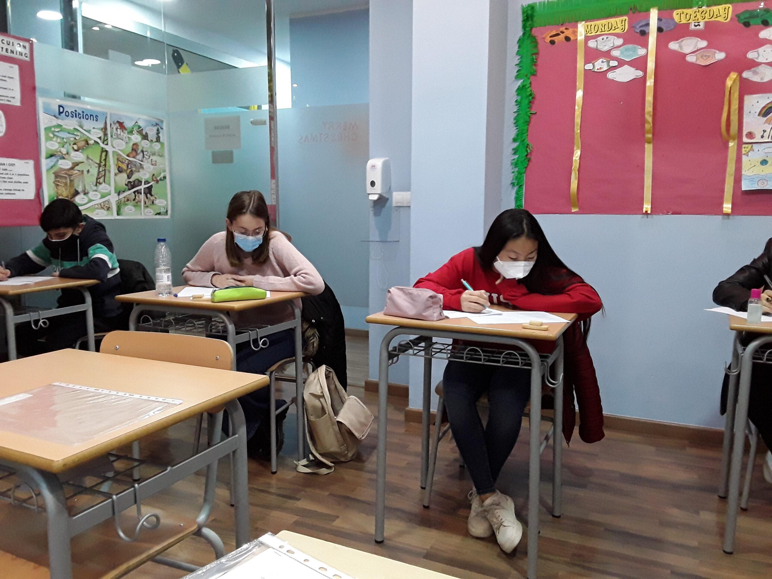 Resumen CAE 1 – Mes de Diciembre 2020 – Centro Ayora