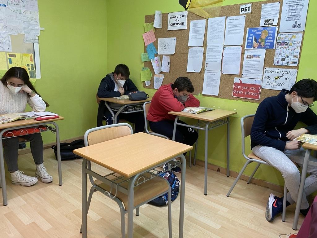 Resumen MOVERS 1 – Mes de Mayo 2021 – Centro Baleares