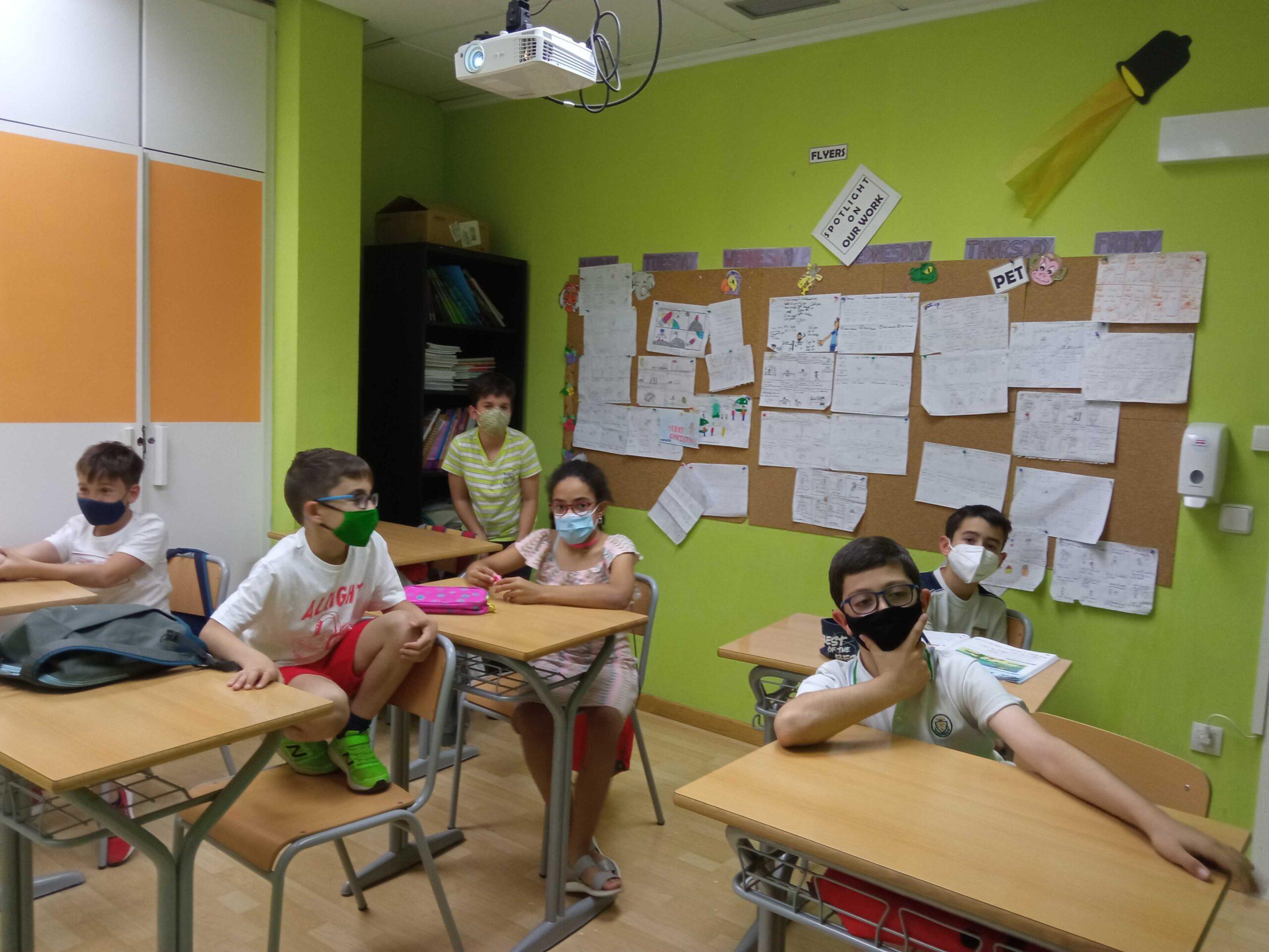 Resumen MOVERS 2 – Mes de Mayo 2021 – Centro Baleares