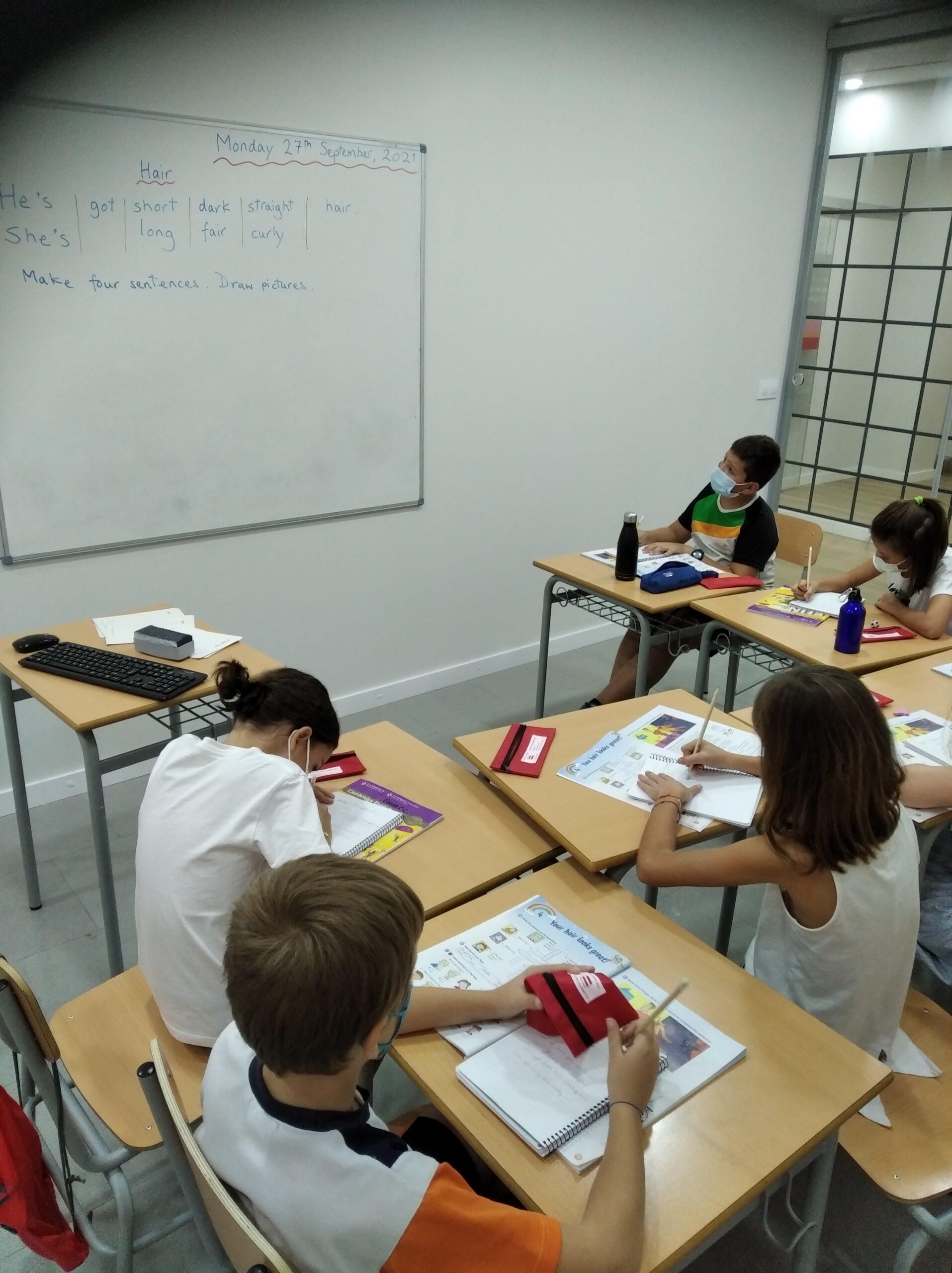 Resumen FLYERS – Academia Alboraya – Mes de Septiembre 2021