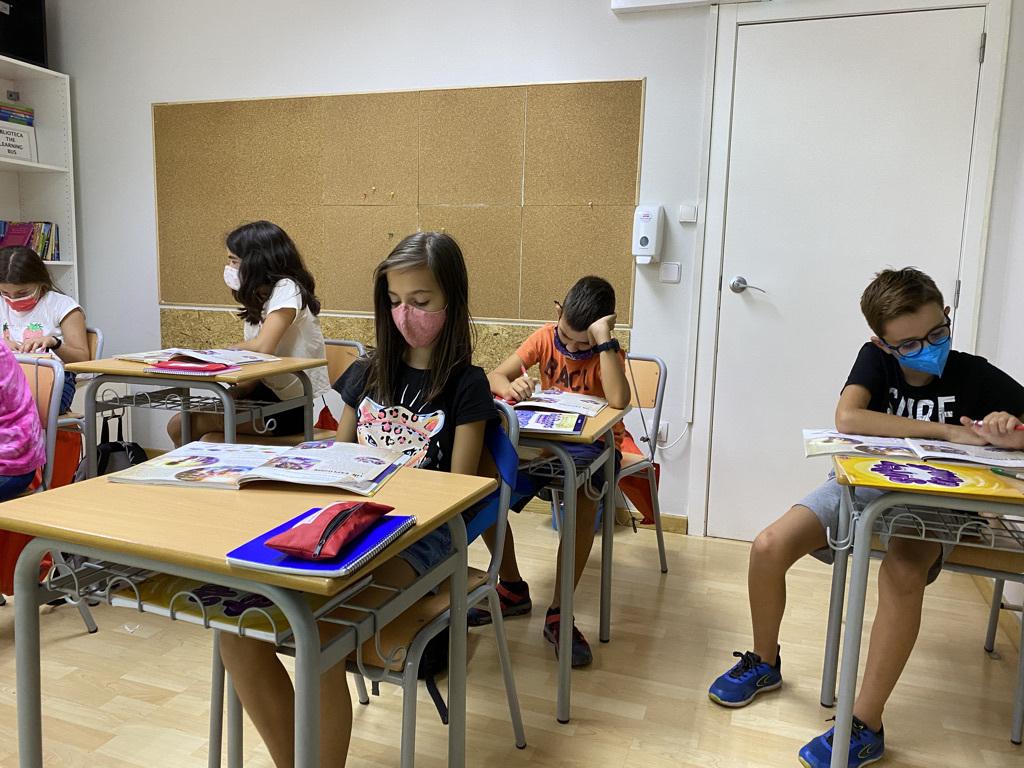 Resumen FLYERS 1 – Academia Baleares – Septiembre 2021