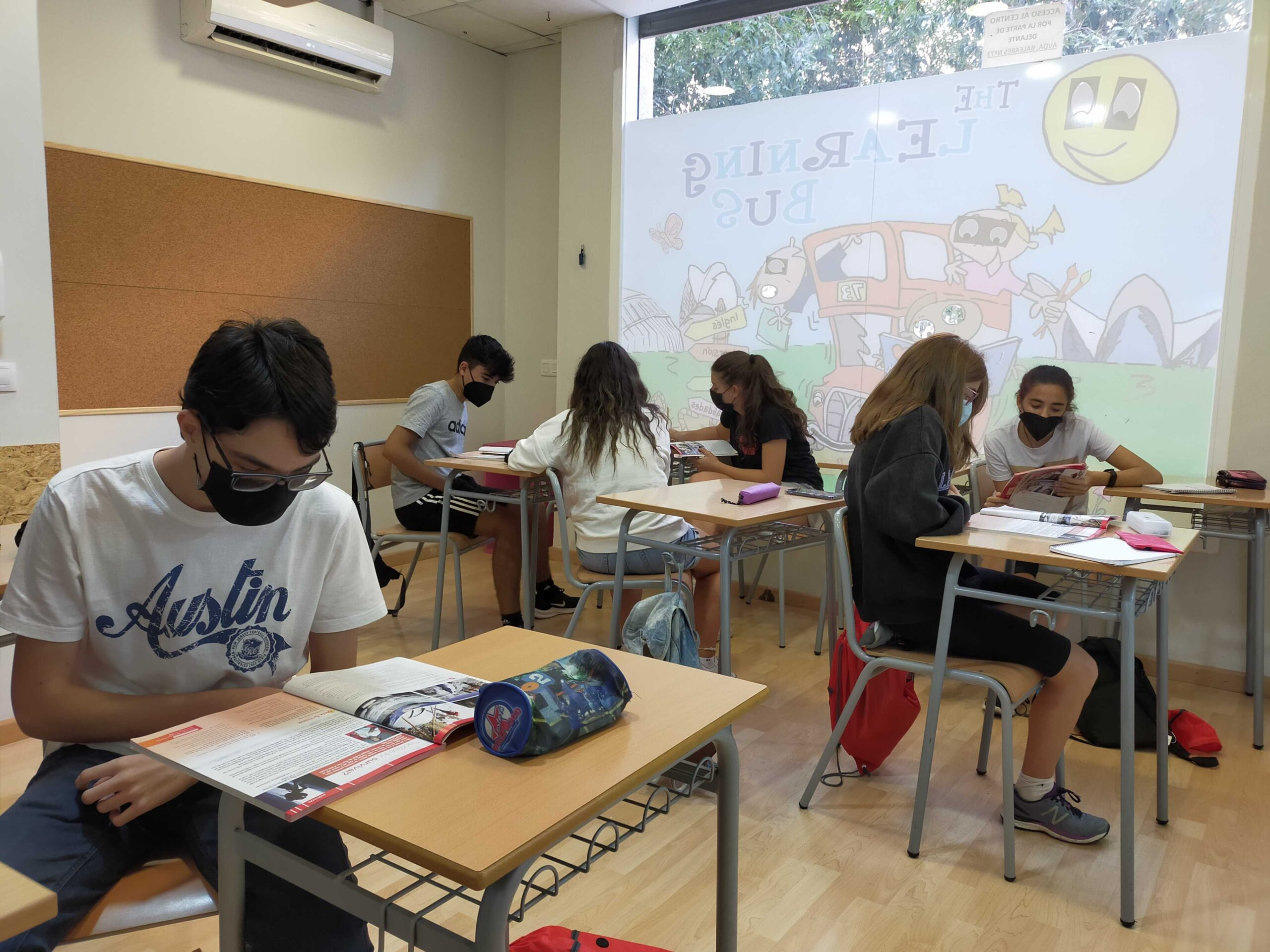 Resumen FCE 2 – Academia Baleares – Septiembre 2021