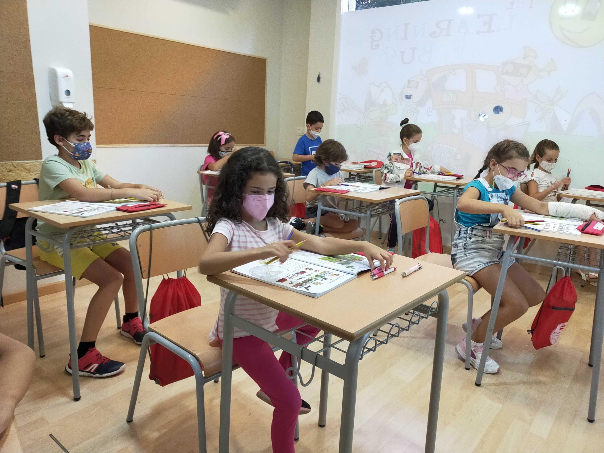 Resumen MOVERS 1 – Academia Baleares – Septiembre 2021