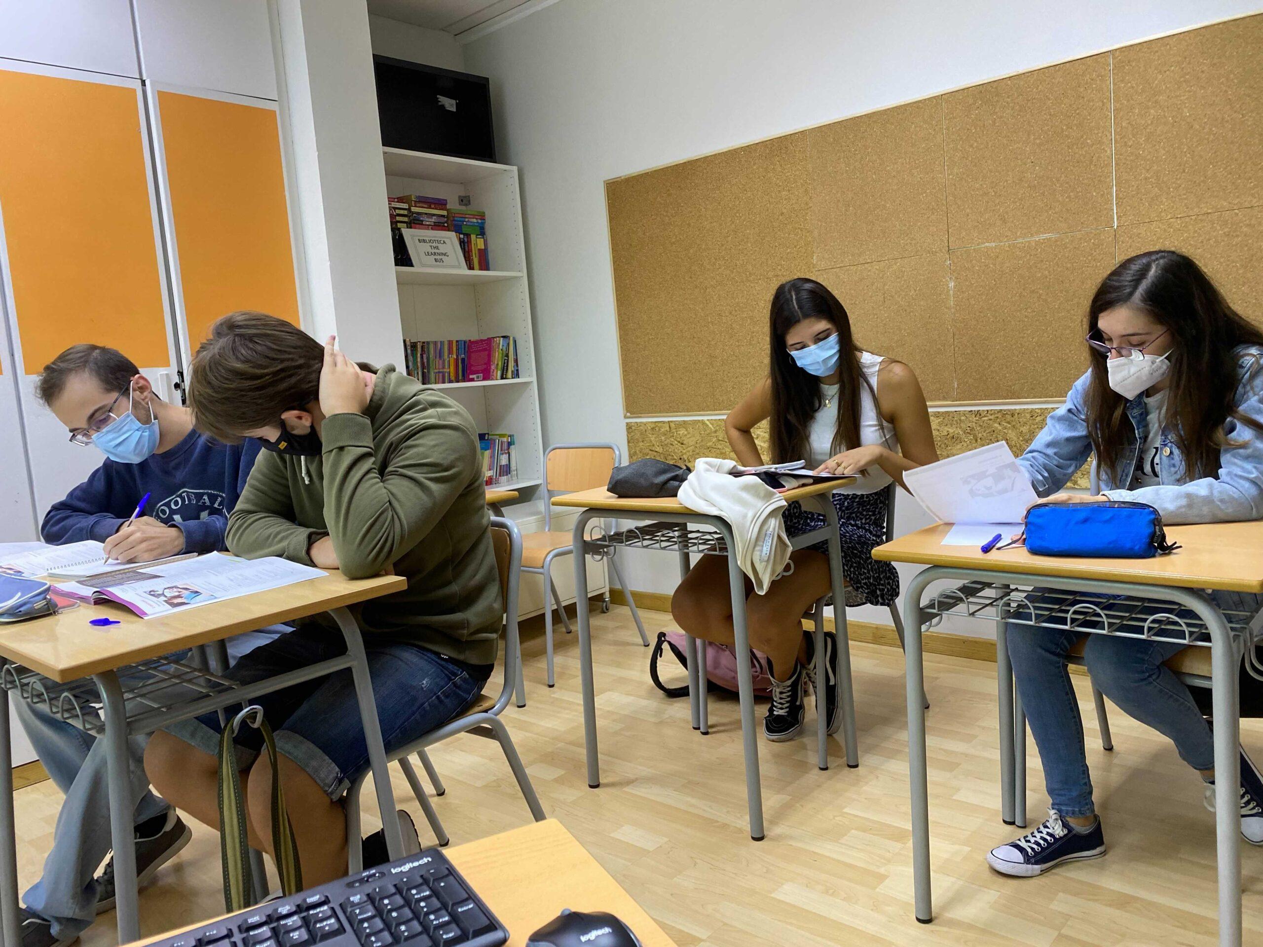 Resumen CAE 1 – Academia Baleares – Septiembre 2021