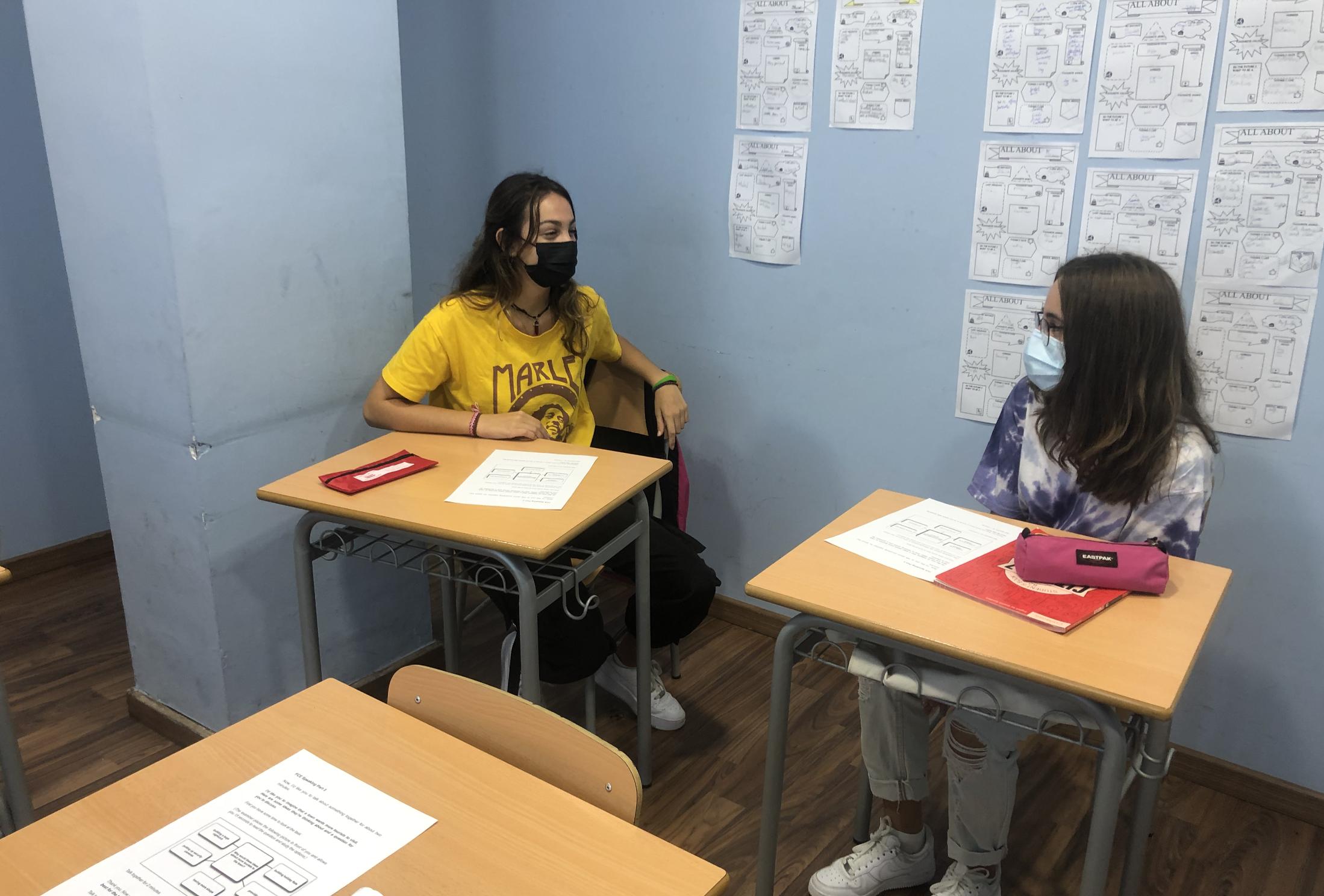 Resumen FCE 2 – Academia Ayora – Septiembre 2021
