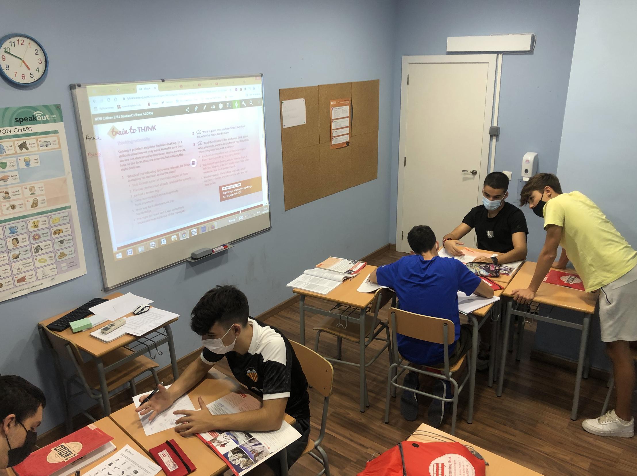 Resumen FCE 1 – Academia Ayora – Septiembre 2021